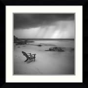 "Amanti Art ""Storm"" Framed Art by Moises Levy"
