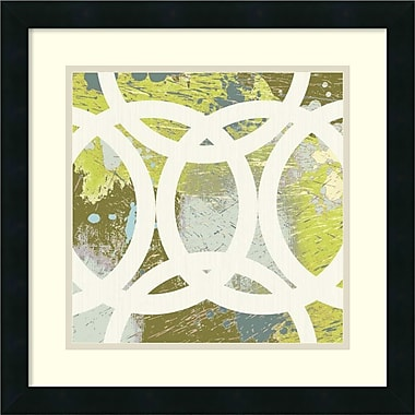 Amanti Art Circling II Framed Art by MAJA (DSW991959)