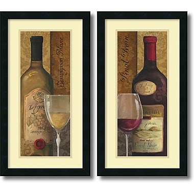 Amanti Art From the Cellar Framed Art by Lisa Audit, 2/Pack (DSW995035)