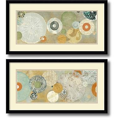 Amanti Art Beach Spa Framed Art by Carmen Dolce, 2/Pack (DSW995044)