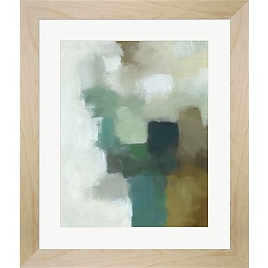 Evive Designs Terrarium II by Chariklia Zarris Framed Painting Print