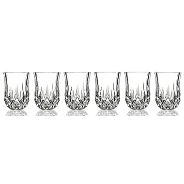 Lorren Home Trends Opera RCR Shot Glass (Set of 6)
