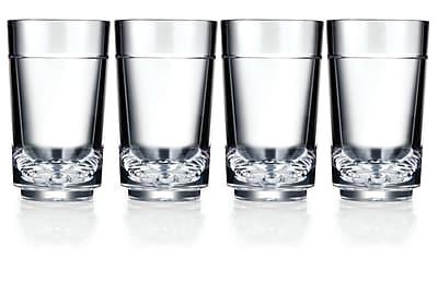 Drinique Elite 2 oz. Plastic Shot Glass (Set of 4)