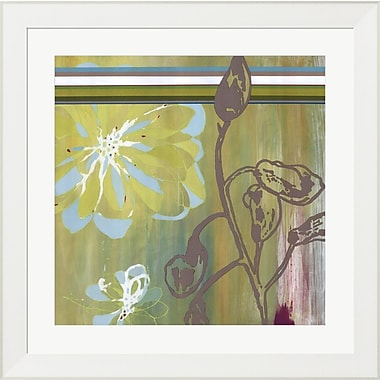 Evive Designs 'Expansion I' by Jodi Fuchs Framed Painting Print
