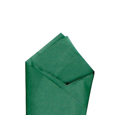 Shamrock SatinWrap Tissue Quire, Holiday Green