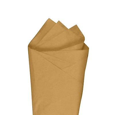 Shamrock SatinWrap Tissue Quire, Harvest Gold