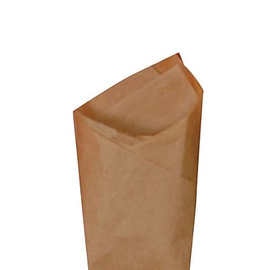 Staples Recycled Kraft Tissue Paper , 15