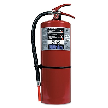 Ansul® 20 lb Sentry Dry Chemical Hand Portable Extinguisher