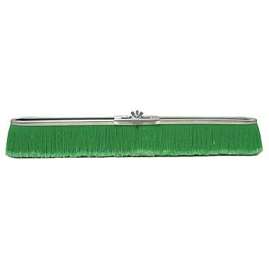 Weiler® Vortec Pro® Economy Fine Sweep Strip Broom, 18