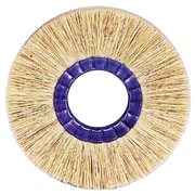 "Weiler® 6"" Tampico Wheel Brush"