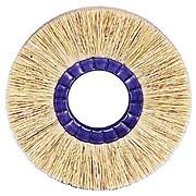 """Weiler® 6"""" Tampico Wheel Brush"""
