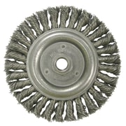 "Weiler® Roughneck® 1.25"" Stringer Bead Wheels"