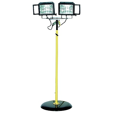 TPI Corporation® Quartz Halogen Portable Utility Light, 1000 W