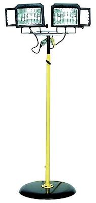 TPI Corporation® Quartz Halogen Portable Utility Light, 1000 W