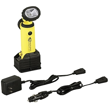 Streamlight Knucklehead® 200 Lumens LED Work Light W/Charger/Holder, Yellow
