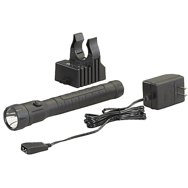 Streamlight PolyStinger® LED HAZ-LO® 130 Lumens Intrinsically Safe Rechargeable Flashlight, Black