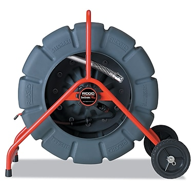 Ridgid® SeeSnake® Standard Video Inspection System Color Reel