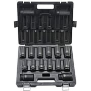 "Blackhawk 14 Piece Deep Impact Socket Set, 3/4"" Drive"