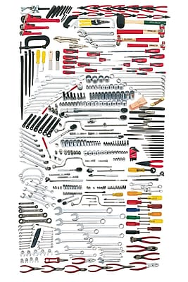 Proto® Master Advanced Maintenance Tool Set, 411 Pieces/Set