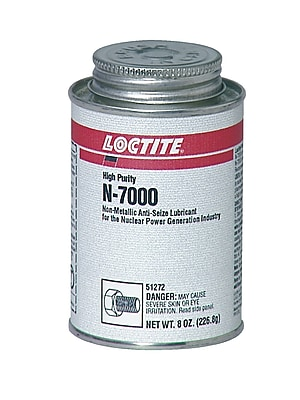 Loctite® N-7000™ Metal Free High Purity Anti-Seize Lubricant, 8 Oz. Can