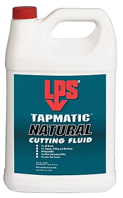 LPS® Tapmatic® Natural Cutting Fluid, 1 gal.