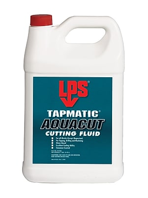 LPS® Tapmatic® Aquacut Cutting Fluid, 1 gal.
