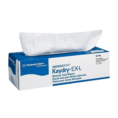 Kimberly-Clark Professional® Kimtech Science® Kimwipes® 2-Ply Delicate Task Wiper, White