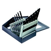 Klein Tools® 409-53001 15 Piece Regular Point Drill Bit Set