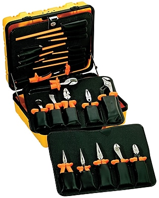 Klein Tools® 22 Piece General-Purpose Insulated-Tool Kit
