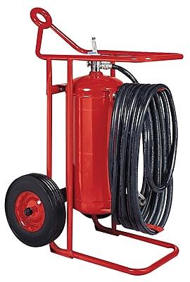 Kidde 150 lb Wheeled Stored Pressure Fire Extinguisher, ABC Type, 240 psi