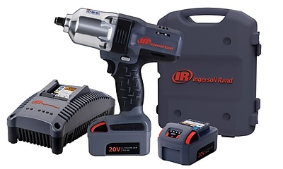 Ingersoll Rand® IQV20™ Series Cordless Impactool Kit, 0.5