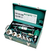 Greenlee® Slug-Splitter® 332-7506 Knockout Punch Kit With Hydraulic Ram and Pump