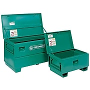 Greenlee® 2448 Mobile Storage Box, 16 Cu ft