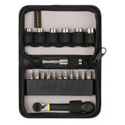 General Tools® 18 Piece Ratchet Offset Screwdriver Set