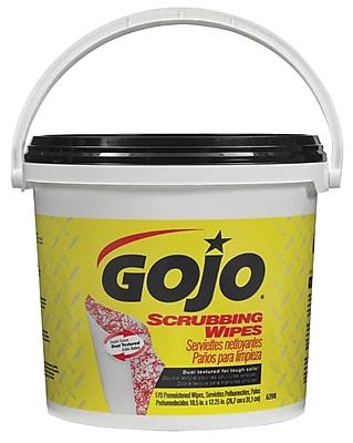GOJO® Scrubbing Towel, 170/Pack