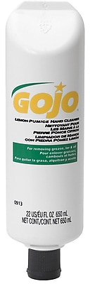 GOJO® Pumice Hand Cleaner, 22 oz., Lemon
