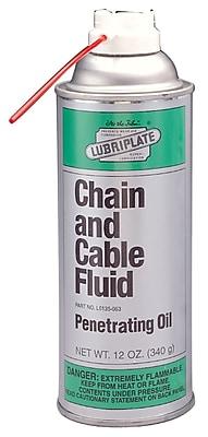 Lubriplate® Chain & Cable Fluid, 7 lbs. Jug