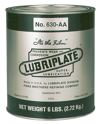 Lubriplate® 630 Series Multi-Purpose Grease, 6 lbs. Can