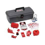 Brady® Lockout Tool Box With Components