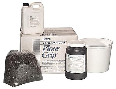 Devcon® Floor Grip™ 2 gal Anti-Skid Epoxy, Black