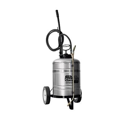Chapin® 6 Gallon Stainless Steel Cart Sprayer