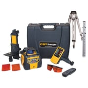 CST/Berger 114-57-LM800PKG Single Beam Horizontal Self Leveling Rotary Laser, 39.75 in (L)