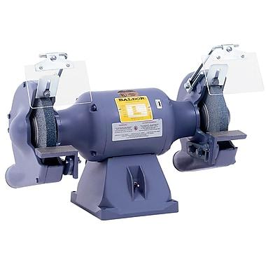 Baldor® Deluxe Industrial Bench Grinder With GA11 Eyeshields, 10