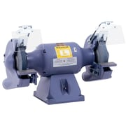 Baldor® Deluxe Industrial Bench Grinder With GA11 Eyeshields, 10""