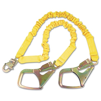 DBI/Sala® 6' ShockWave2 Shock Absorbing 100% Tie-Off Lanyard