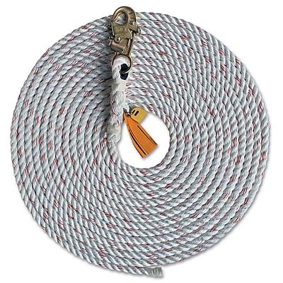 DBI/Sala® Vertical Rope Lifeline, 100'