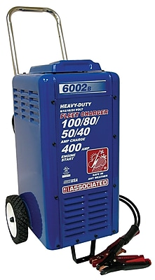 Associated Equipment® 075-6002B Heavy Duty Commercial Fast Charger