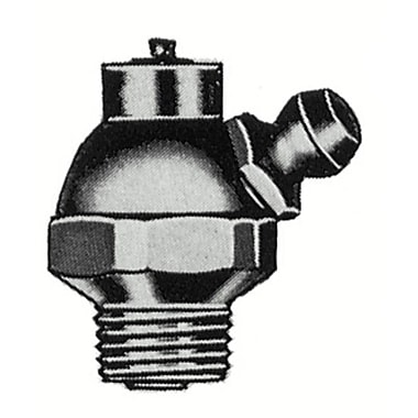 Alemite® Hydraulic Shut-off Fitting, 1/8