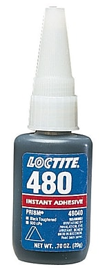 Loctite Prism Instant Adhesives 0.71 oz., 10/Pack