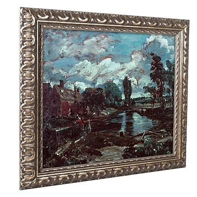 Trademark John Constable